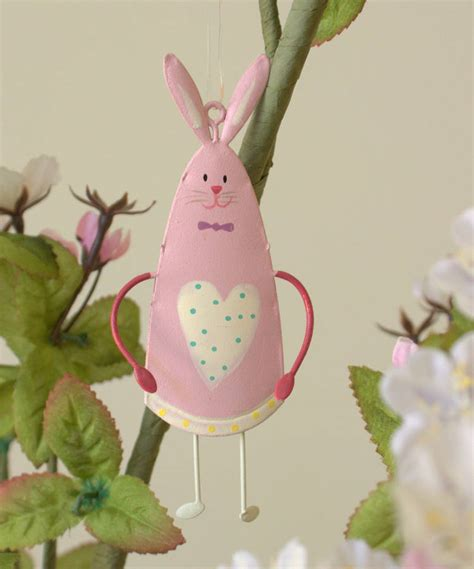 Easter Bunny Decorations by Easter Bunny Tree Decoration By Ella