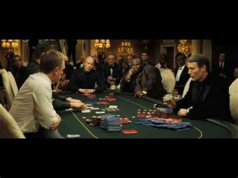 poker hand  casino royale  james bond bond casino