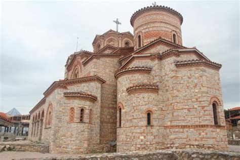 the early christian basilica モザイクがかわいいです picture of early christian basilica ohrid