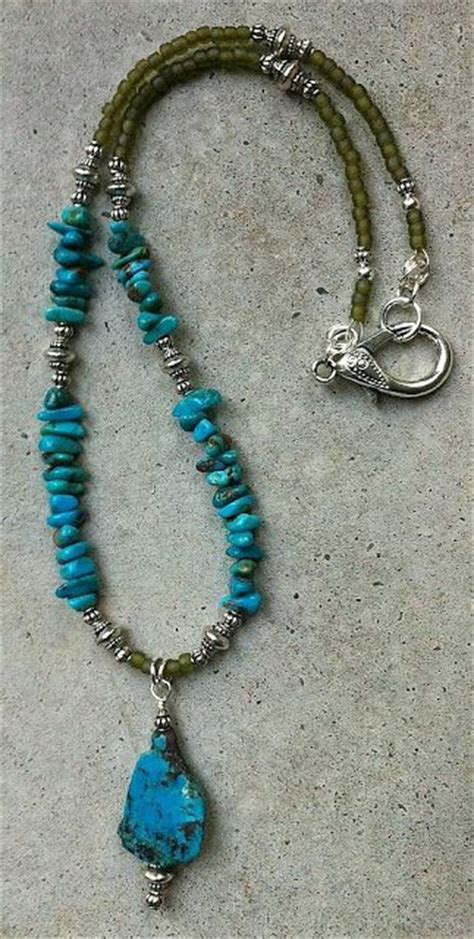jewelry ideas for beginners 25 best ideas about turquoise necklace on