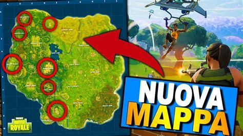 fortnite battle royale la nuova nuova mappa e 10 citt 192 su fortnite battle royale nuovo