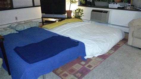 bed in living room 5 guest beds how to have big sleepovers in little places skywaymom