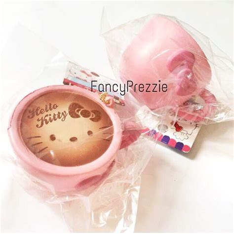 Squishy Hello Cup Coffee hello lovely cafe coffee cup squishy