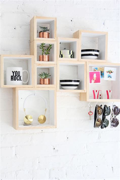 25 best ideas about box shelves on