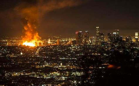 Los Angeles Burning 301 moved permanently