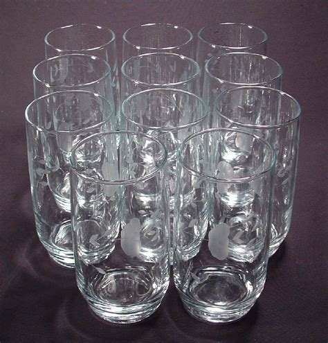 princess house glassware princess house glasses 28 images set of six princess house glasses with etched