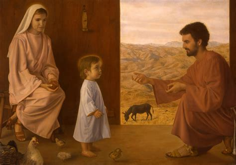 imagenes de jesucristo y la familia la sagrada familia escuela de amor