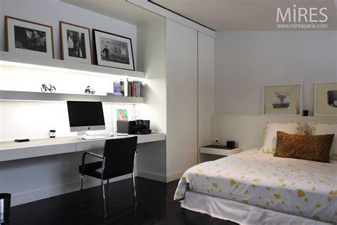 bureaux de chambre chambre bureau en noir et blanc c0750 mires