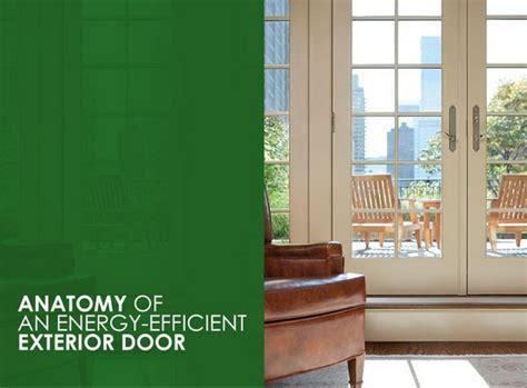 Energy Efficient Front Door Anatomy Of An Energy Efficient Exterior Door