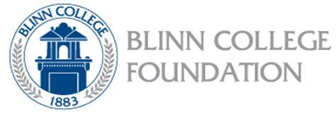 Blinn College Calendar Home Blinn College Foundation