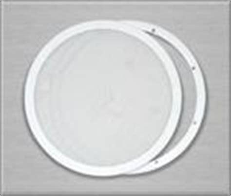 white round ceiling speaker covers