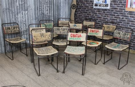 vintage padded stacking chairs vintage upholstered stacking chairs hessian