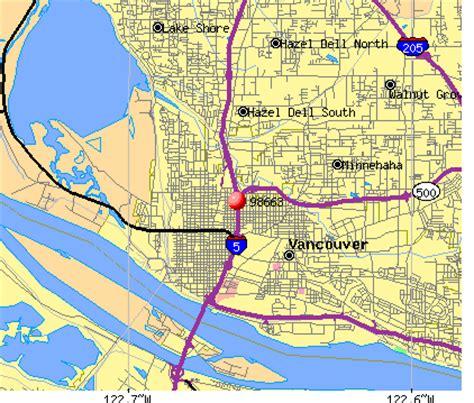 zip code maps vancouver wa 98663 zip code vancouver washington profile homes