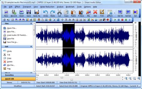 audio format editor online smart audio editor features edit audio files with ease