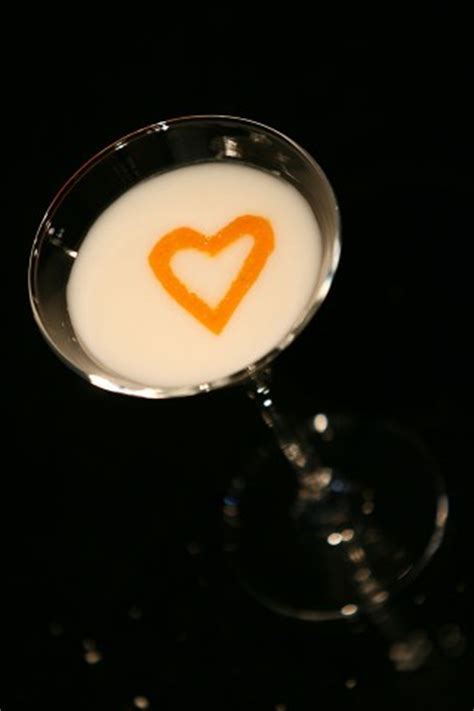 Lifestyle The Heartbreaker Drink For St Valentines by Happy S Day Golden Cadillac And Creme