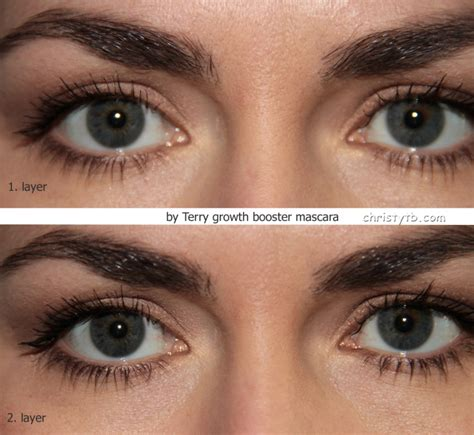 by terry by by terry mascara terrybly growth booster mascara 3 christytb by terry terrybly mascara lancome hypnose