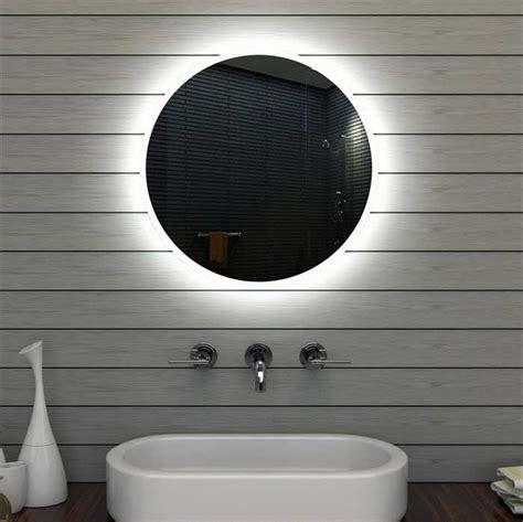 badspiegel rund mit beleuchtung badezimmerspiegel design f 252 sie sch 246 nheit und