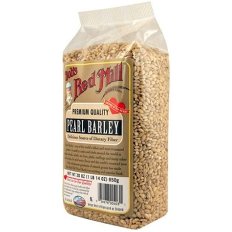 Bob Mill Pearl Barley buy bob s mill pearl barley at well ca free shipping