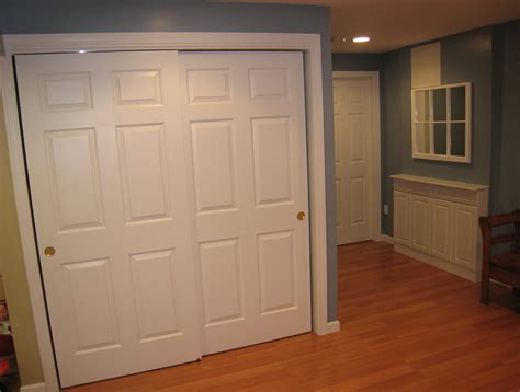 Closet Folding Doors Change Sliding Closet Doors To Bifold Doors To Future Resale Value Ask Greg And Danielle Best