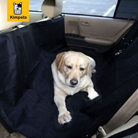 Protectors From Dogs by Puppy Safety Waterproof Mats Hammock Protector Rear Back Pet Car Mat Seat Cover In