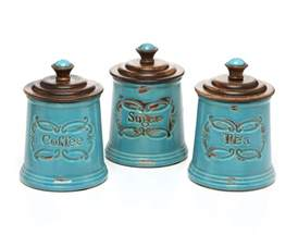 Decorative Canister Sets Kitchen by Decorative Kitchen Canisters And Jars
