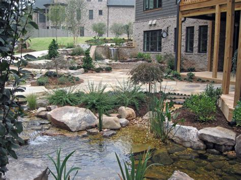 backyard features 15 unique garden water features hgtv