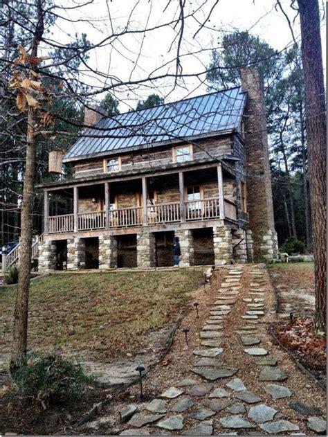 mountaintop log cabin getaway  vrbo
