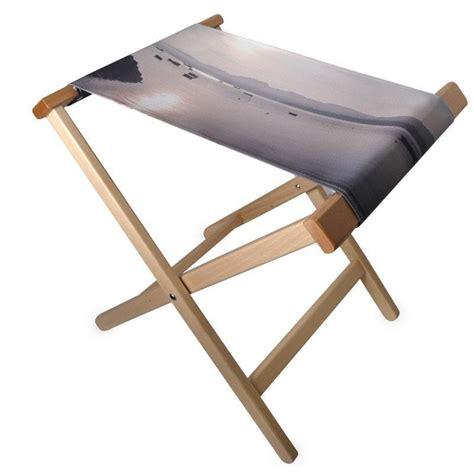 sgabello pieghevole legno sgabello legno personalizzato foto regali originali