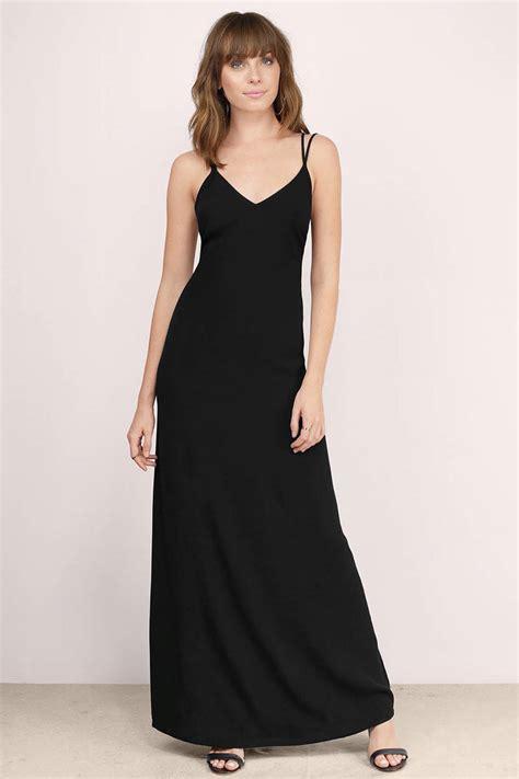Maxi Aisyah Black 1 coral maxi dress orange dress v neck dress 13 00