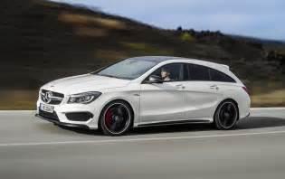 Mercedes Au Mercedes Shooting Brake On Sale In Australia From