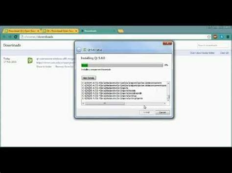 qt tutorial for beginners windows qt tutorials for beginners 2 how to install qt creato