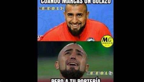 Chilean Memes - eliminatorias rusia 2018 goleada de memes a chile por la