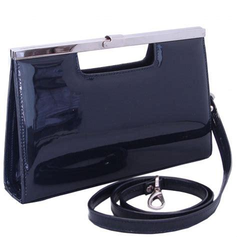 Jumsuith1 Furla White Navypink kaiser wye 99613 021 navy patent lutch bag