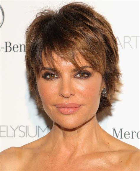 what is the texture of rinna hair 15 lisa rinna hairstyles to inspire from