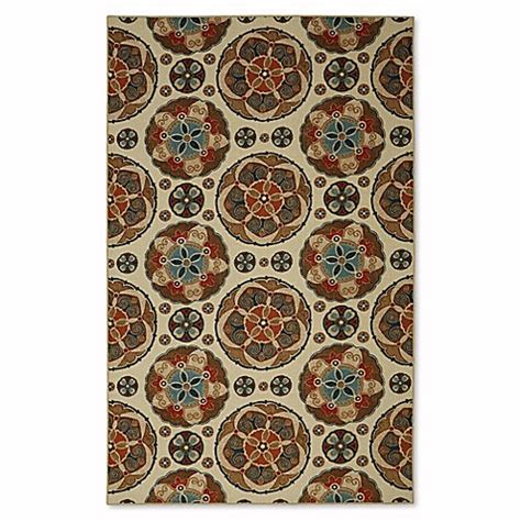 mohawk suzani rug buy mohawk home soho spice suzani 7 foot 6 inch x 10 foot multicolor area rug from bed bath beyond