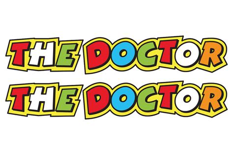 rossi logo image gallery thedoctor