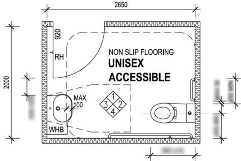 disabled toilet layout how big is an accessible disabled toilet