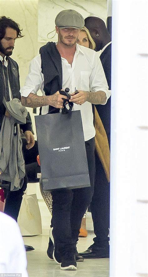 Beckham Summer 9910 3 ウルトラブースト メンズセレブファッションニュース