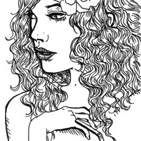 with curly hair coloring page free printable coloring pages taylor swift curly hair coloring page taylor swift curly