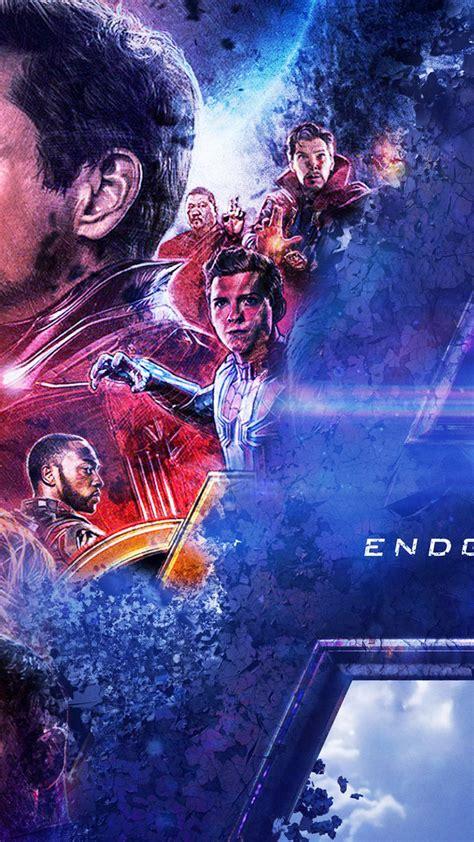 marvels avengers endgame wallpapers wallpaper cave