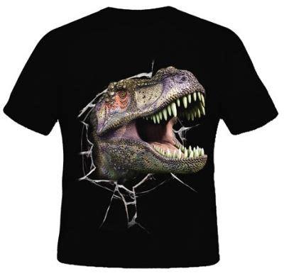 Kaos 3d T Rex L By Baju 3d by Kaos 3d Dinosaurus 1 Kaos Premium