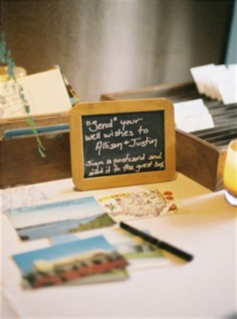 postcard wording ideas for wedding guest book my wedding bag the effortless way to plan your day page 18