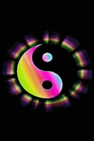 android wallpaper yin yang neon yin yang live wallpaper android apps games on