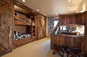 Sliding Wood Barn Doors Interior 25 Bedrooms That Showcase The Beauty Of Sliding Barn Doors