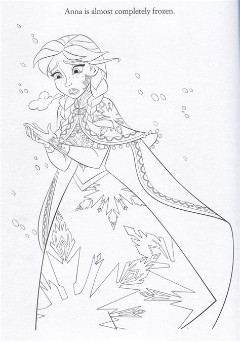 simple frozen coloring pages official frozen illustrations coloring pages frozen