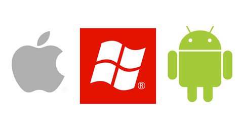 ios on android phone ios vs android vs windows phone which one suits you best neurogadget