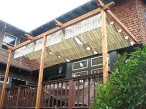 sun awnings for decks shade structures for patios acme sunshades retractable
