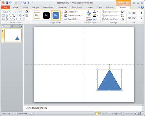 format video for powerpoint 2010 live preview in powerpoint 2010 for windows
