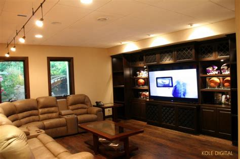 custom rooms media rooms gallery kole digital