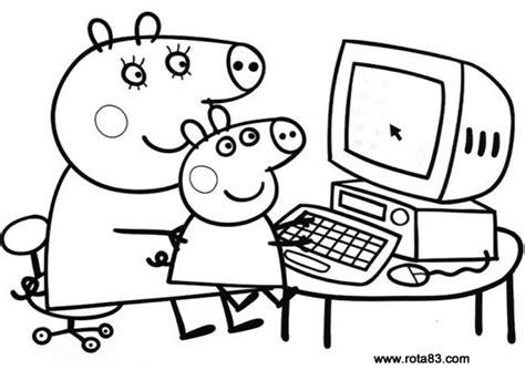 peppa pig fairy coloring pages desenhos para colorir peppa pig rota 83 atividades